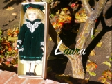 Laura   Life Without A Fork Collectible Doll
