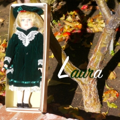 Laura | Life Without A Fork Collectible Doll