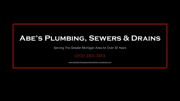 Abe's Plumbing Sewers And Drains.001